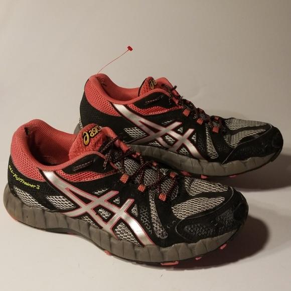 Asics Gel FujiTrainer 3 women's shoes size 7.5
